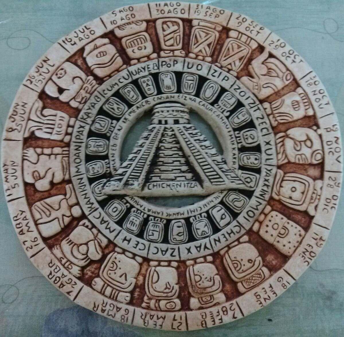 Calendario Inca Simbolos.Resultado De Imagen Para Calendarios Maya Y Azteca