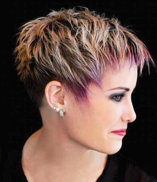 korta frisyrer 2016 kvinnor
