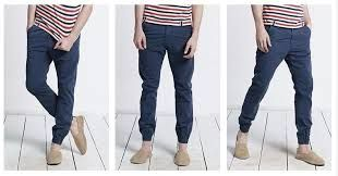 Pantalones jogger para hombre. Pantalones de hombre para hacer deporte.  Pantalones cómodos. Pantalones de chándal. f48c44f488ee