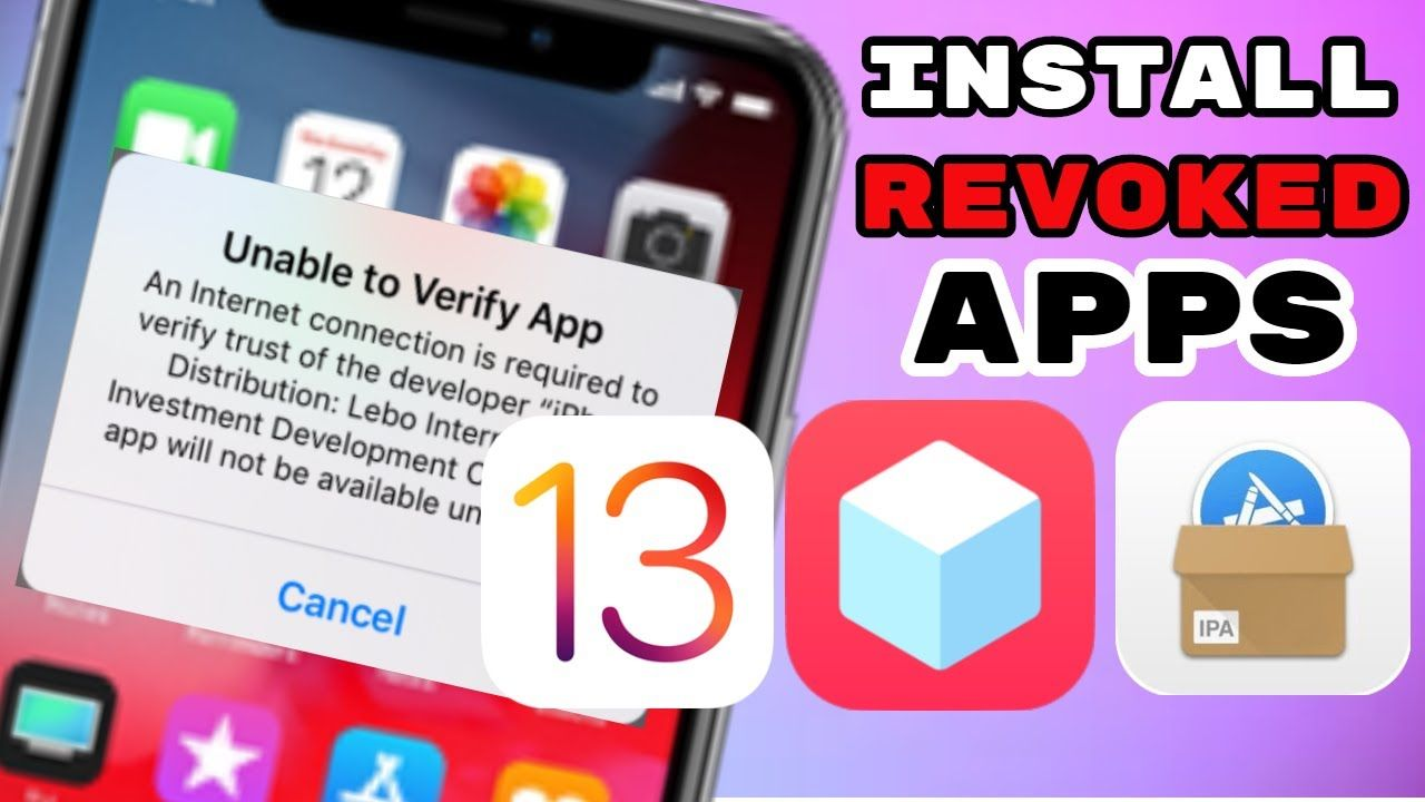 Ignition/Ipabox/Tweakbox Apps Not Downloading? Install