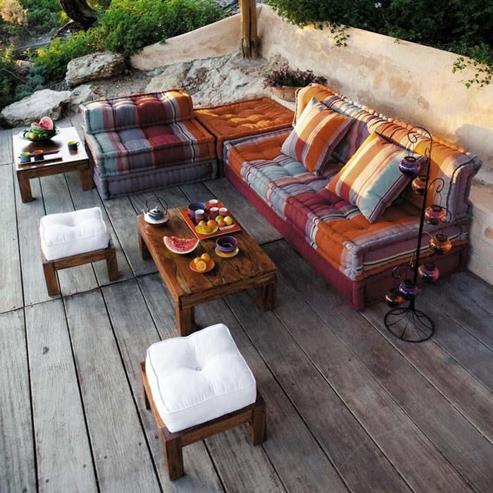 17 best images about terrasse on pinterest | dog houses, pallet, Garten und Bauen