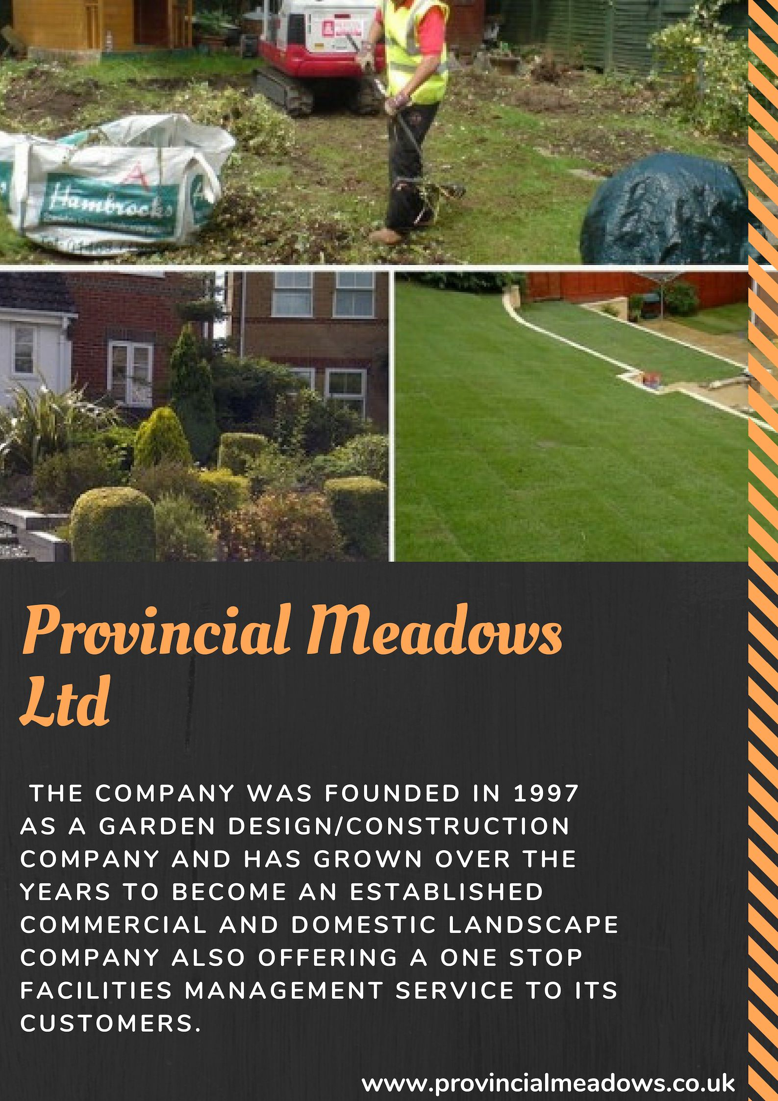 Provincial Meadows Landscapes Offers Landscapers Services In