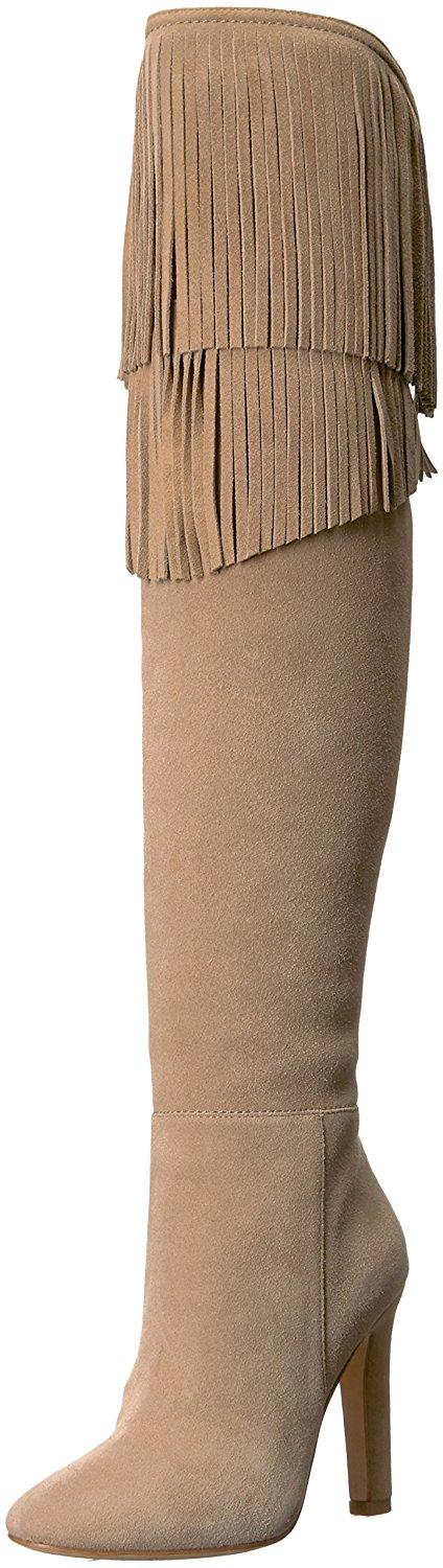 Joie Women's Cassie Western Boot -- Awesome boots. Click the image : Over the knee boots