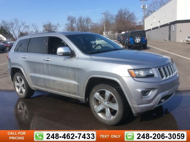 2014 Jeep Grand Cherokee Overland 53k Miles 28 997 53082 Miles