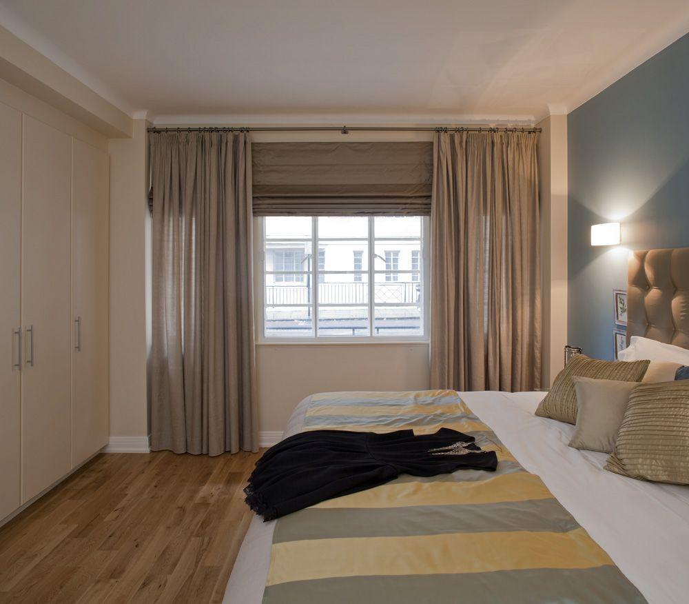Bedroom Window: Roman Blinds For Bedroom