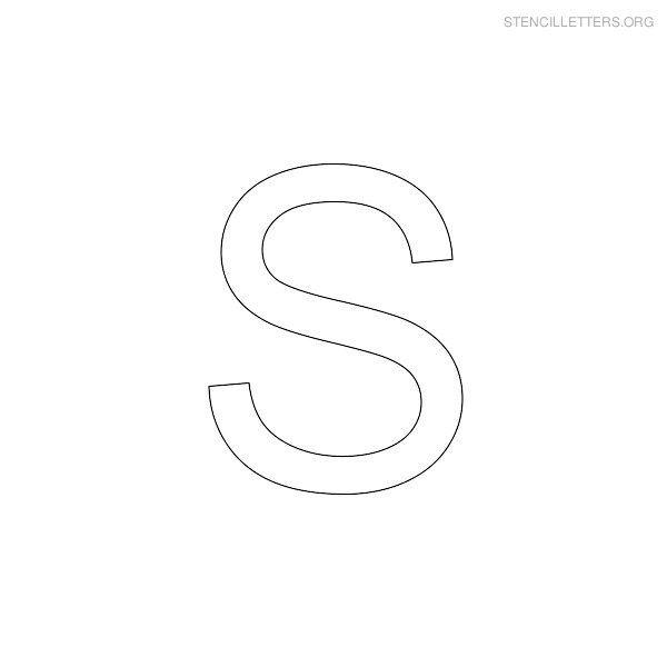 free printable alphabet stencils stencil letters s printable free s stencils stencil letters org