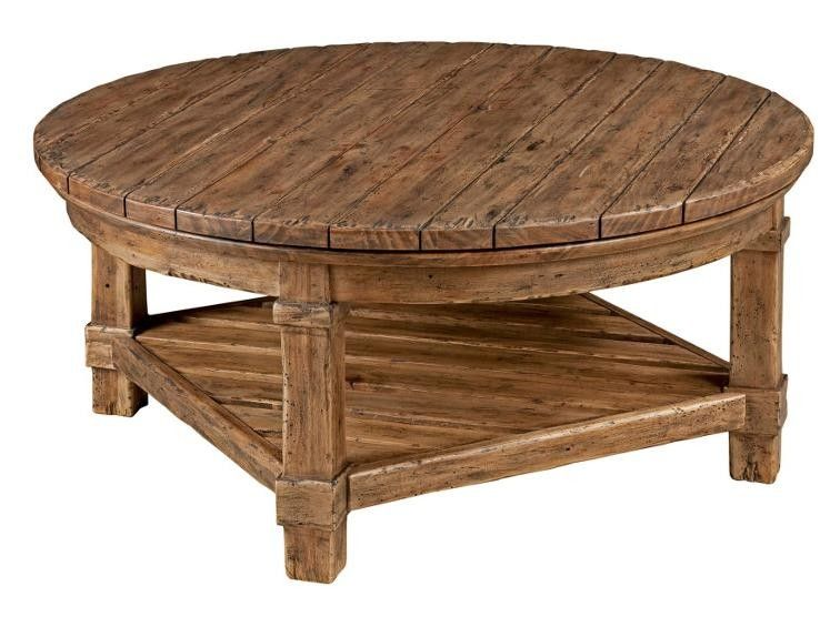 Alluring Round Rustic Coffee Table Canada