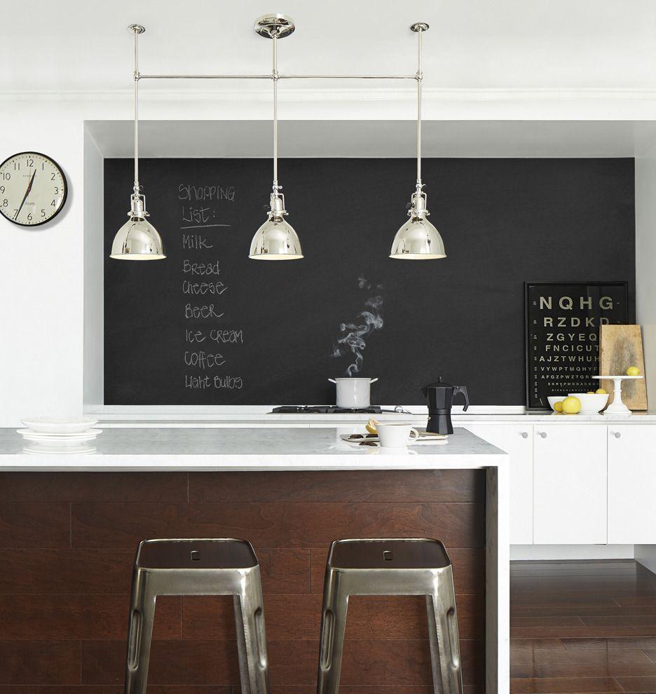 Condo Kitchen Lighting Ideas: Grandview 3-Light Chandelier