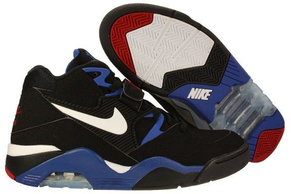 : Nike Mens Air Force 180 BARKLEY Basketball Shoes