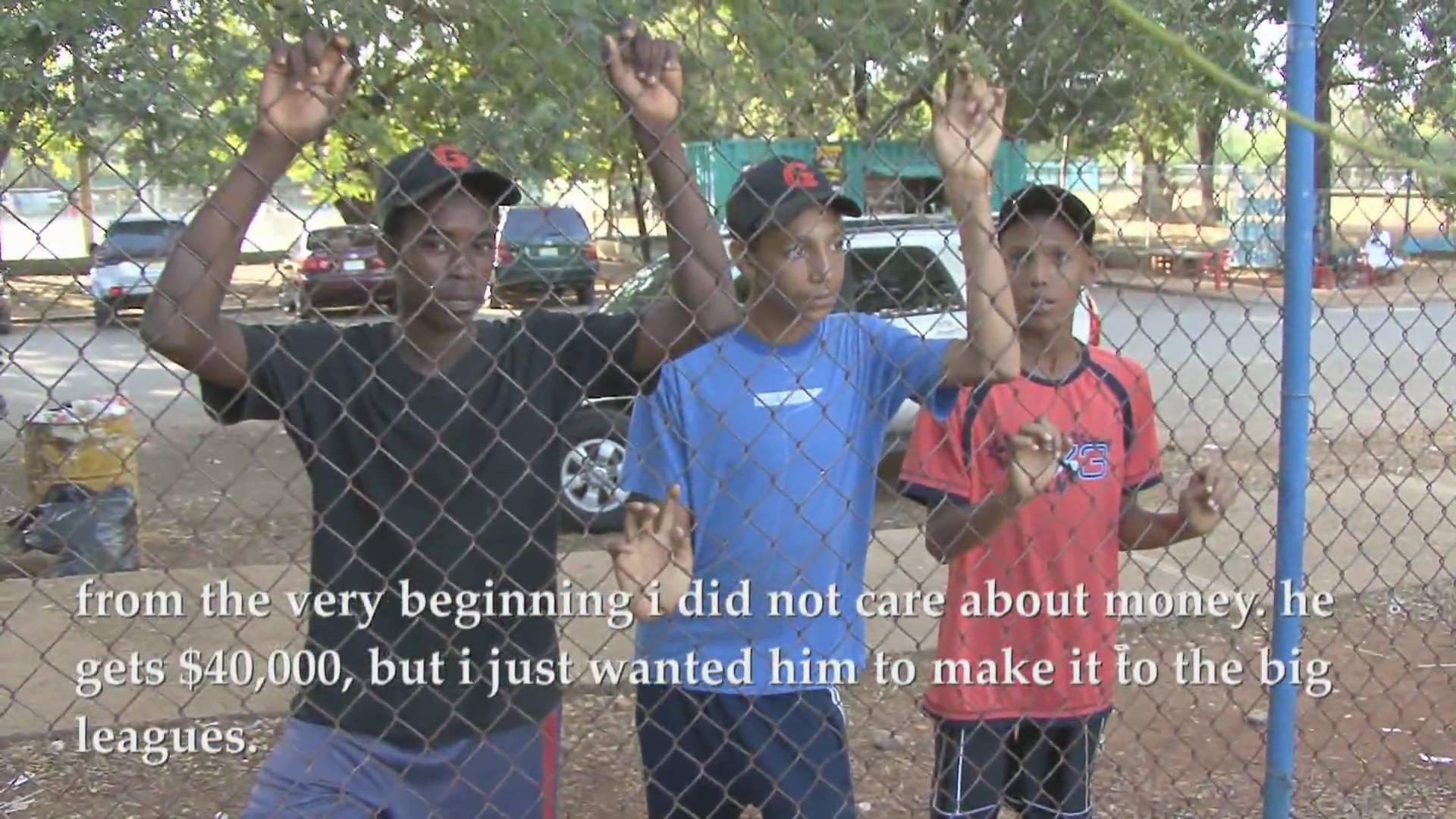 Dominican Baseball Documentary