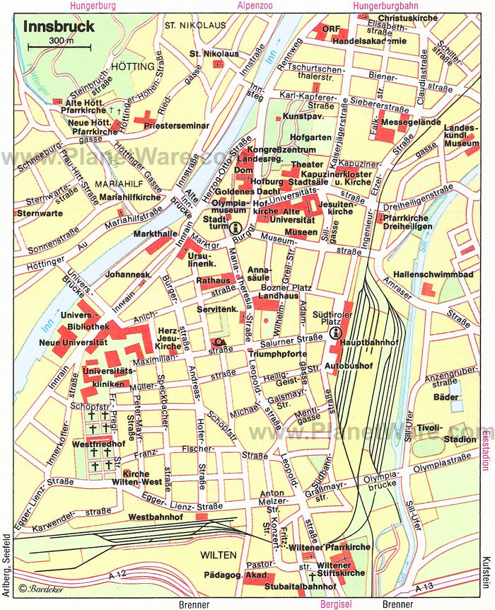 Innsbruck Map - Tourist Attractions in 2019   Austria map ... on pinkafeld austria map, munich germany map, germany and austria map, wiener neustadt austria map, munich austria map, austria world map, vienna map, italy germany austria map, zell am see austria map, stubai austria map, austria province map, encarnacion paraguay on a map, alps map, mariazell austria map, eisenstadt austria map, zurich austria map, mittenwald map, strasbourg austria map, salzburg austria map, hallstatt austria map,
