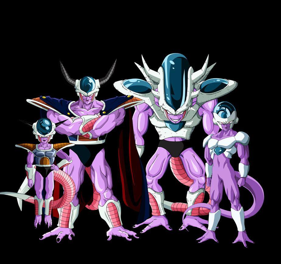 King Cold Dragon Ball Art Dragon Ball Super Art Anime Dragon Ball