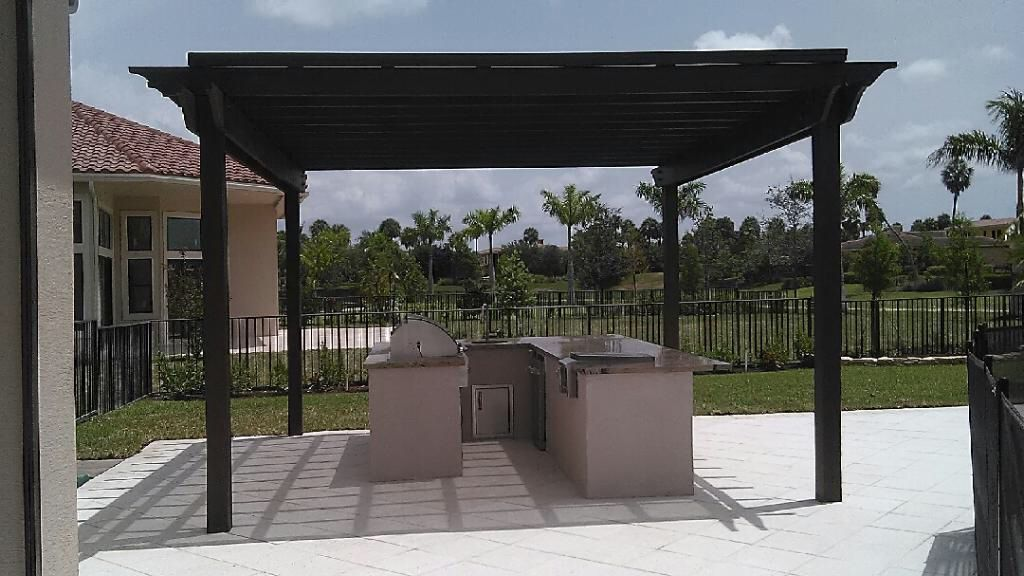 Custom Outdoor Kitchen For Toll Brothers Builders Outdoor Kitchen Grill Outdoor Kitchen Bbq Brands