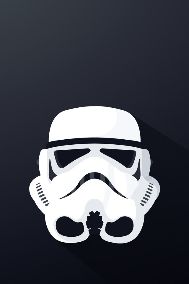 Star Wars Stormtrooper Smart Phone Wallpaper