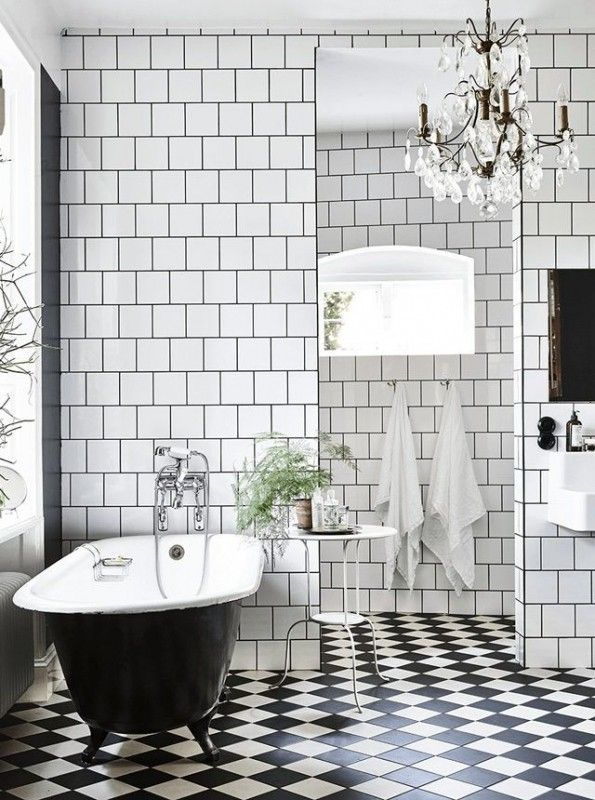 Lovable Modern Small Black And White Bathroom Decor Ideas With - Glass partition for bathroom for bathroom decor ideas