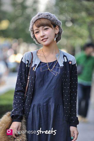 121104-4217 - Japanese street fashion in Shibuya, Tokyo