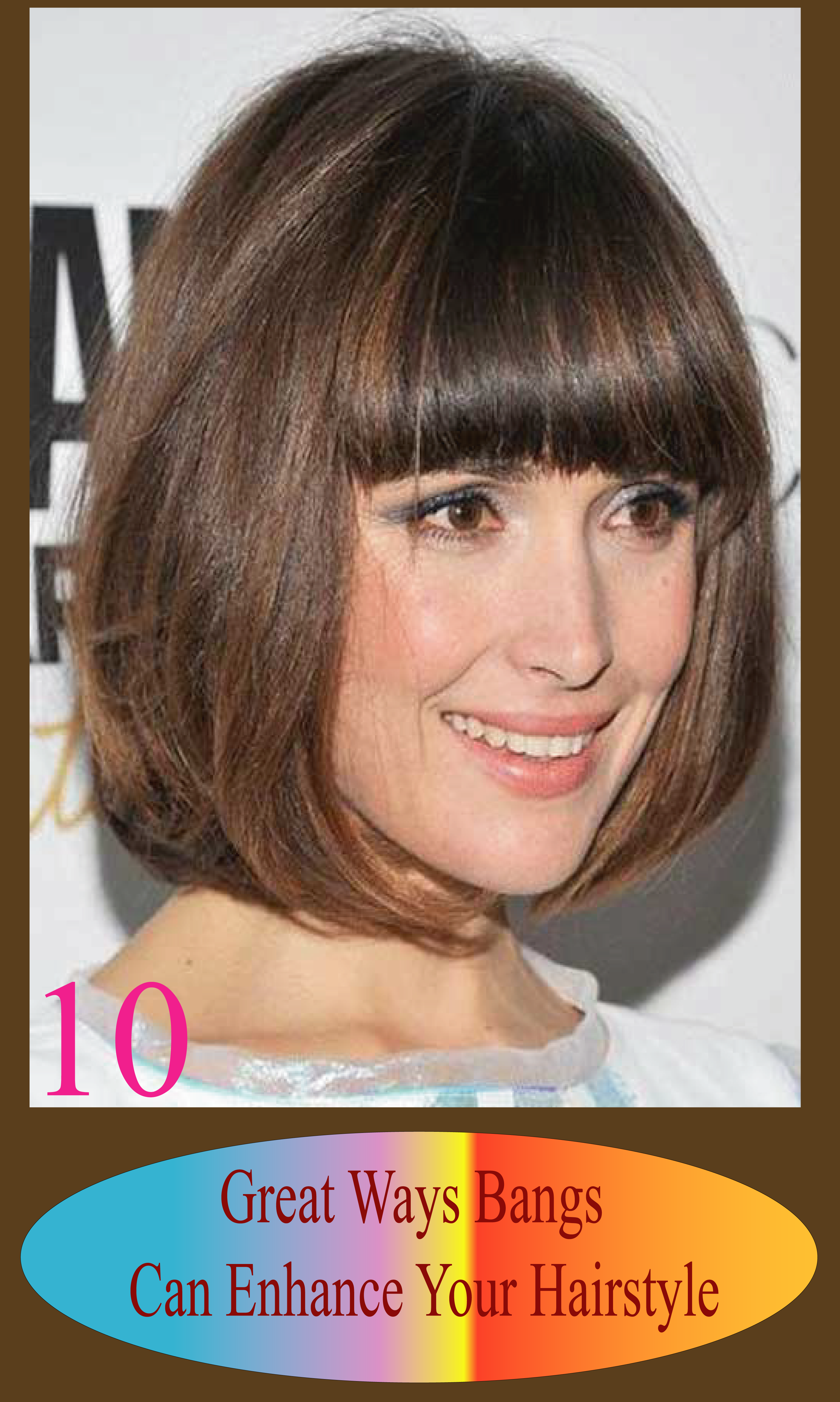 great ways bangs can enhance your hairstyles bang hairstyles