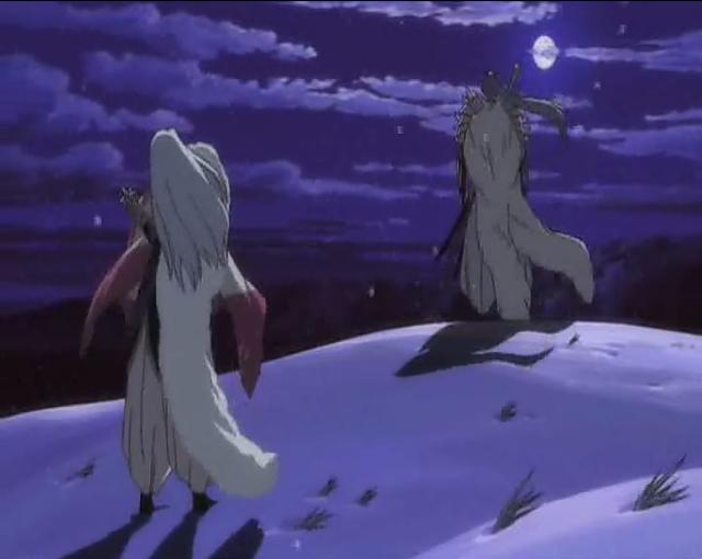 Inu No Taisho diz que vai salvar Izayoi, mas Sesshoumaru quer a ...