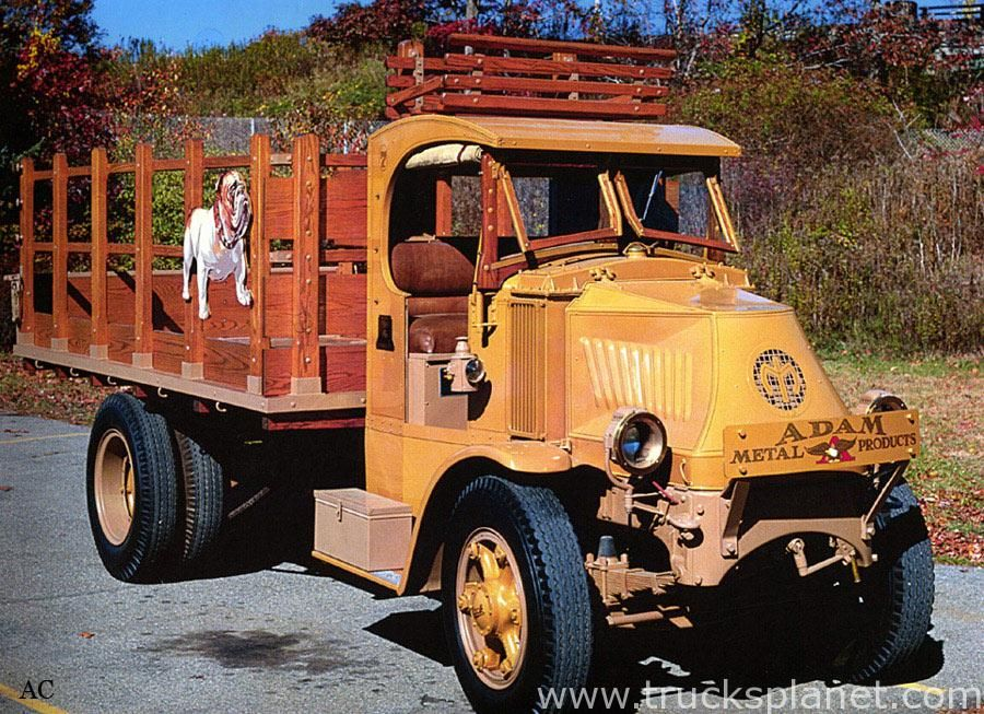 Mack - AC / AK / AP (Commercial vehicles) - history, photos, PDF ...