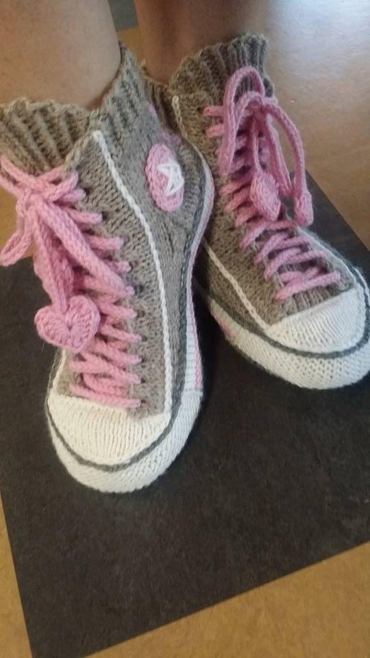 Reaverse star edition slipper sock pattern (written in german and ...