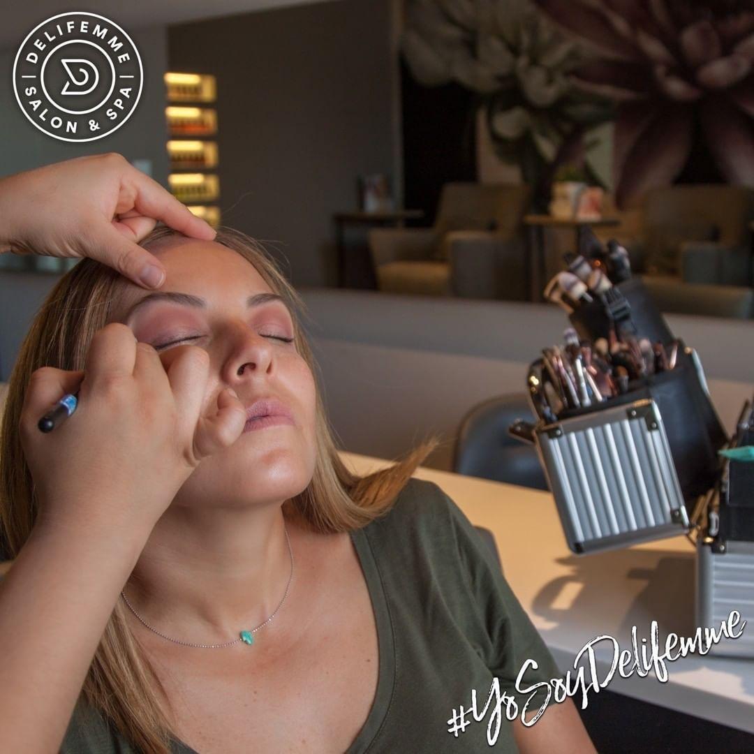 El amor es como tu maquillaje: Es importante escoger el adecuado. #YoSoyDelifemme #makeup #beauty #makeupartist #mua #fashion #makeuptutorial #love #like #hair #skincare #photography #model #beautiful #follow #maquiagem #lashes #cosmetics #makeuplover #style #makeupaddict #wedding #eyeshadow #lipstick #instagood #hudabeauty #instamakeup #maquillaje #Interlomas