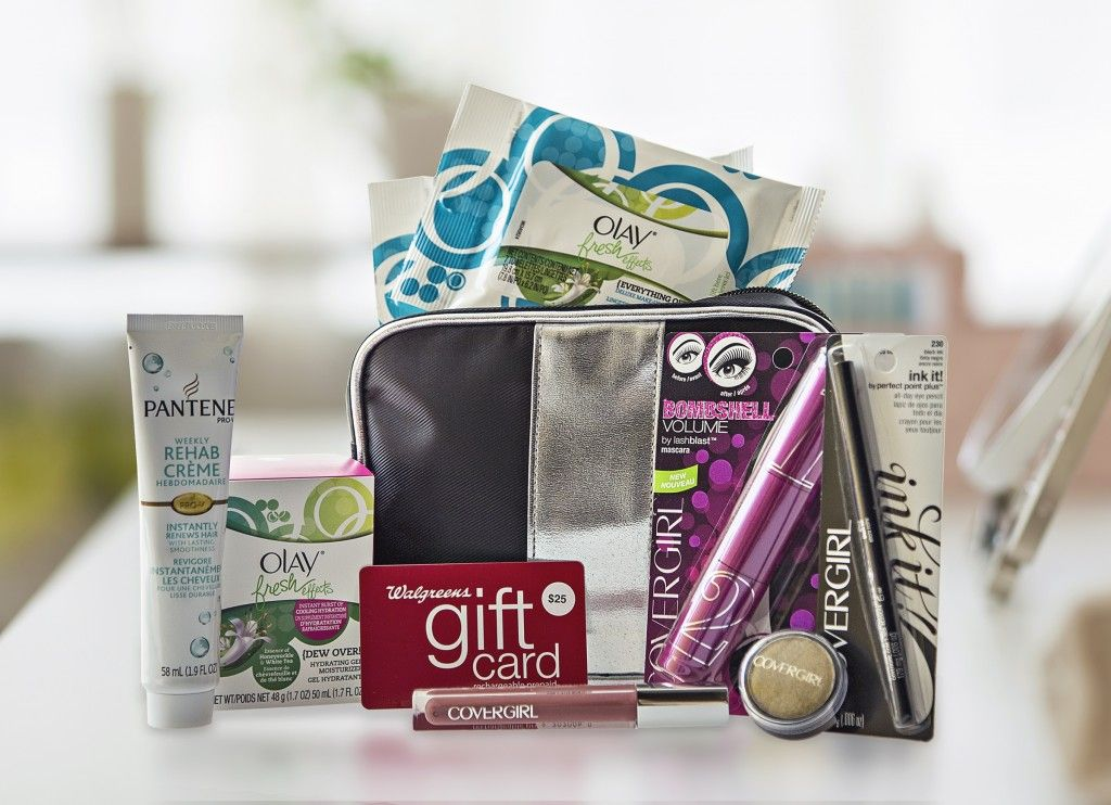 Giveaway enter to covergirl pantene goodies 25