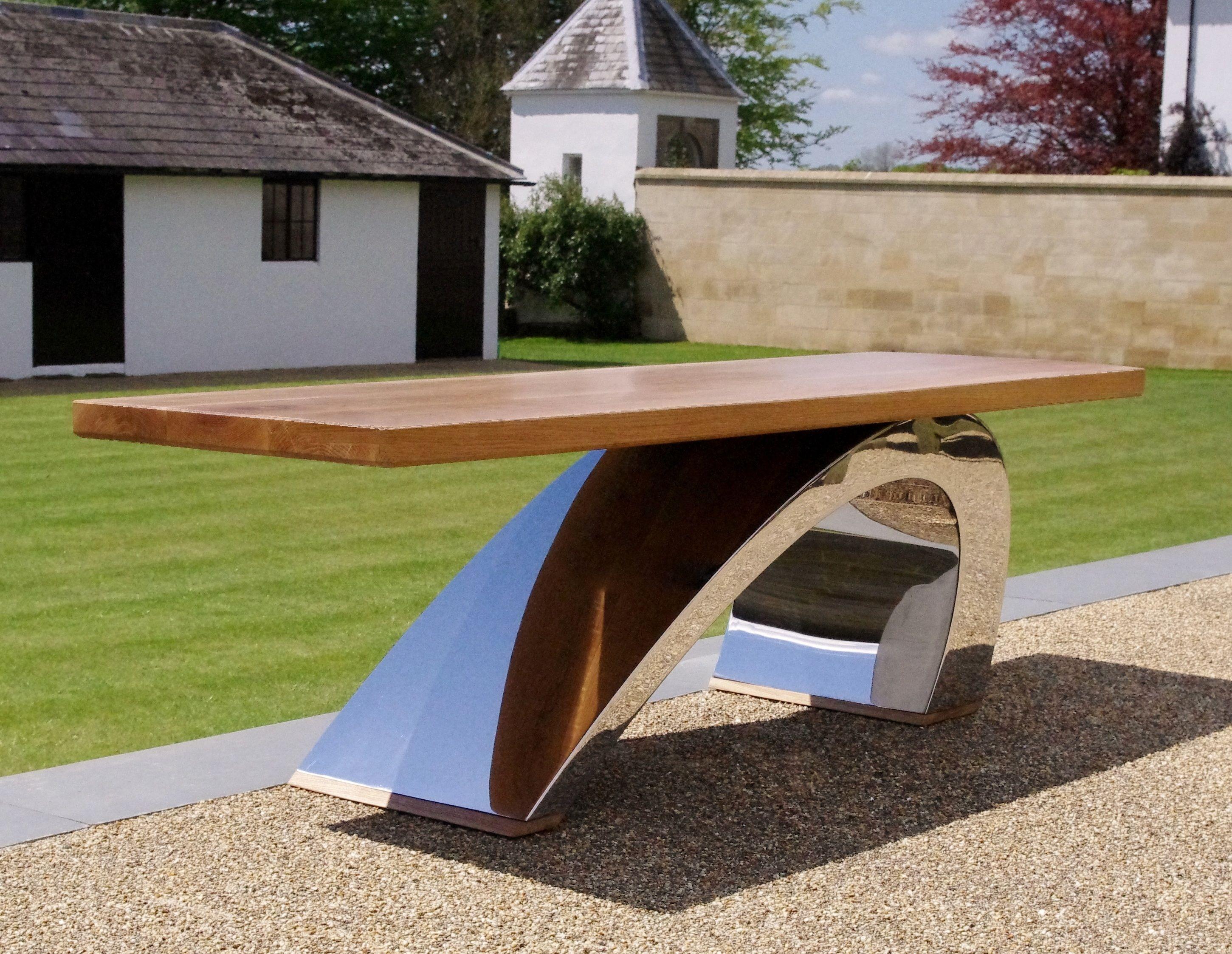 Modern Garden Bench With Images Coffee Table Design Contemporary Garden Furniture Metal Garden Furniture