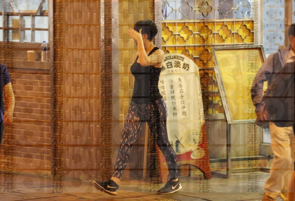 Scarlett Johansson In Hong Kong Filming For Ghost In The Shell Scarlett Johansson Ghost In The Shell Shells