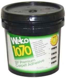 Welco 1070 Premium Carpet Adhesive 4 Gal Pail Carpet Adhesive Cost Of Carpet Carpet Manufacturers