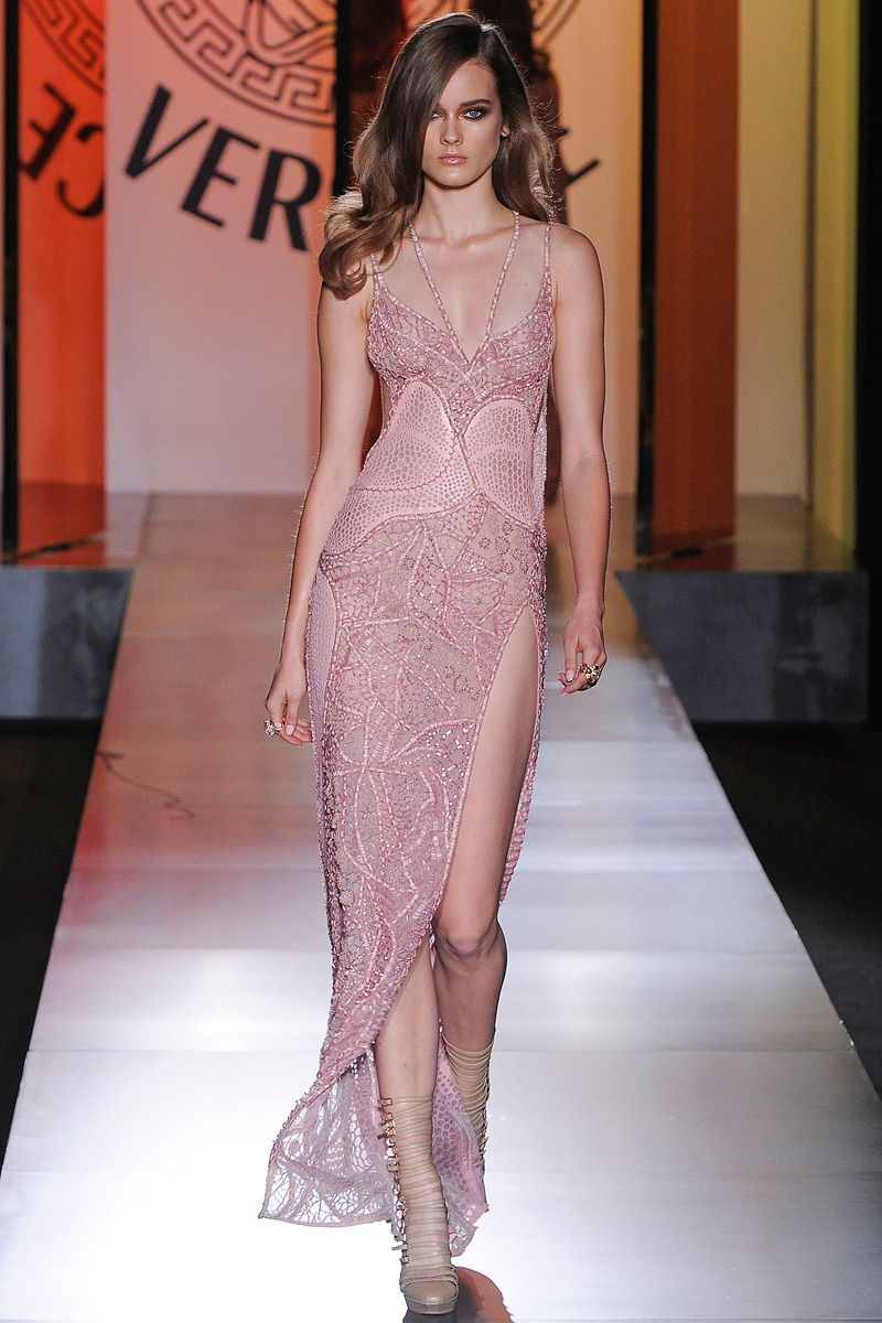 Versace wedding dress  Versace  Couture  Pinterest  Versace Review fashion and Couture