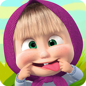 Masha And The Bear Kids Games Android Apps On Google Play Masha And The Bear Marsha And The Bear Cute Cartoon Pictures