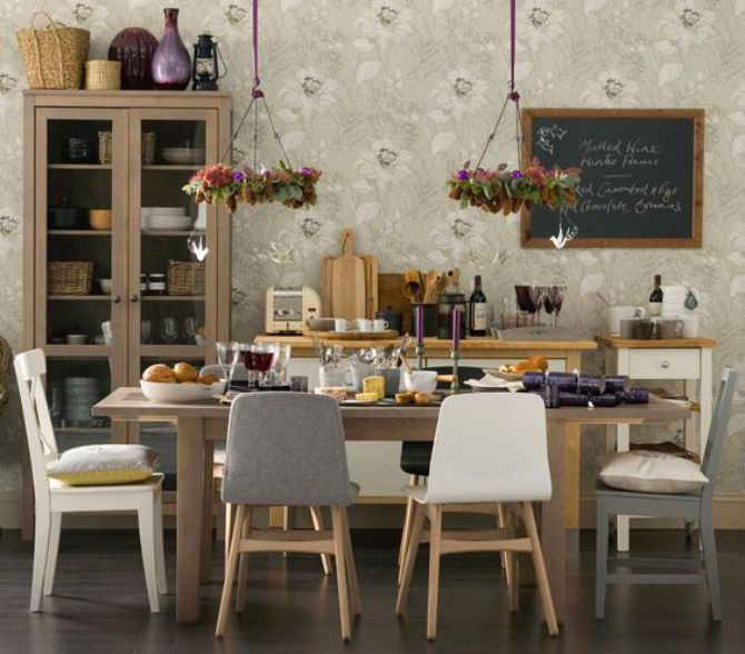 How to Decorate a Dining Room That Looks Elegant and Expensive #diningroomideas #diningroomtable #diningroomfurniture dining room chairs, modern dining room | See more at http://diningroomideas.eu/how-to-decorate-a-dining-room-that-looks-elegant-and-expensive/
