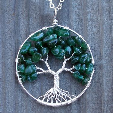 Ellen Thurmond Tree of Life Pendant Necklace - Summer | jewelry ...