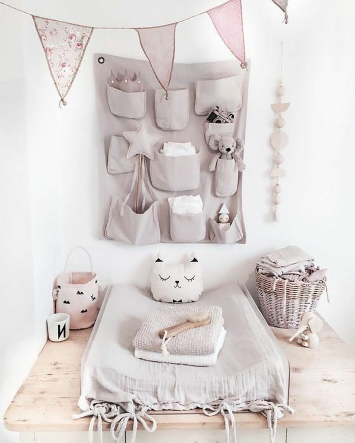 1001 ideen f r babyzimmer m dchen my future home pinterest baby nursery and baby room. Black Bedroom Furniture Sets. Home Design Ideas