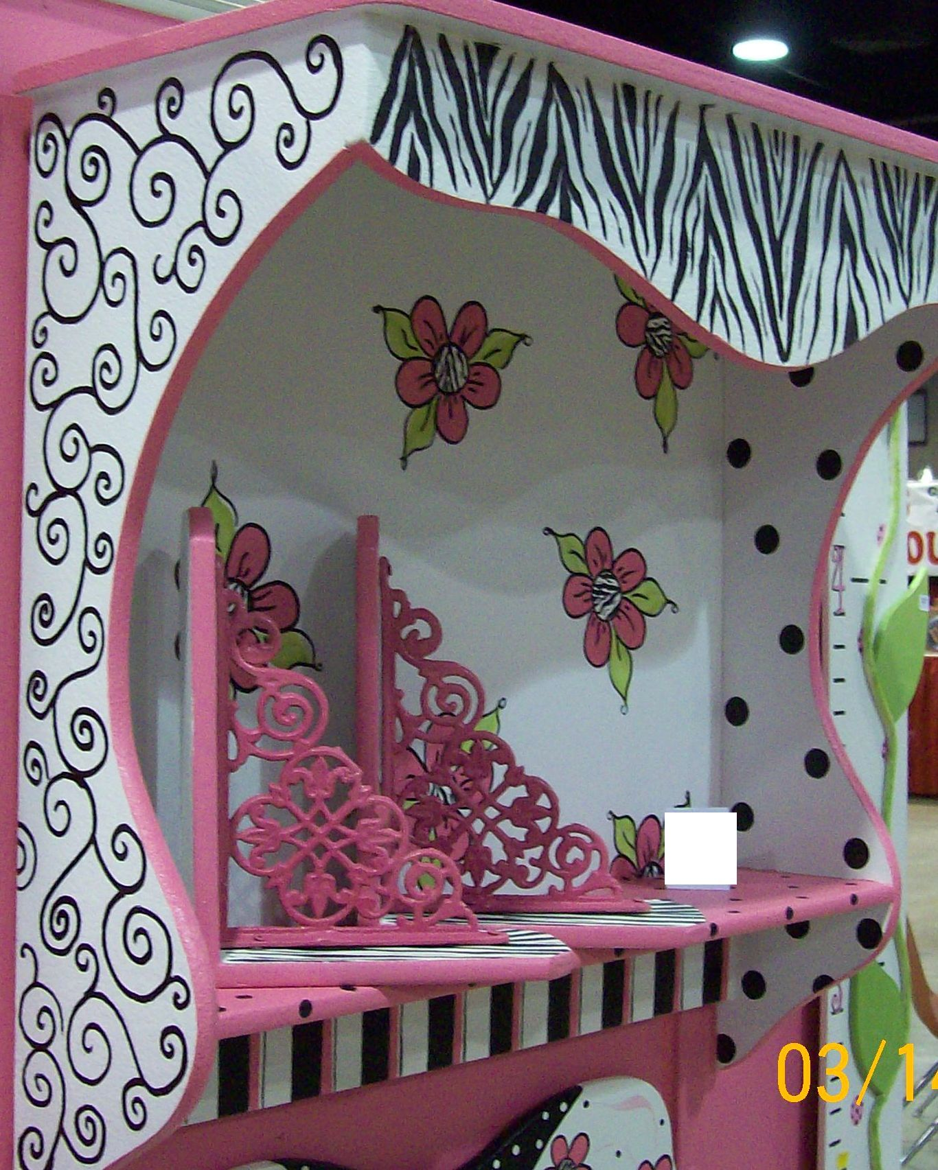 Leopard Theme Girls Room | Pre Teen And Tween Zebra Room Decor ZEBRA HOT  PINK DECOR