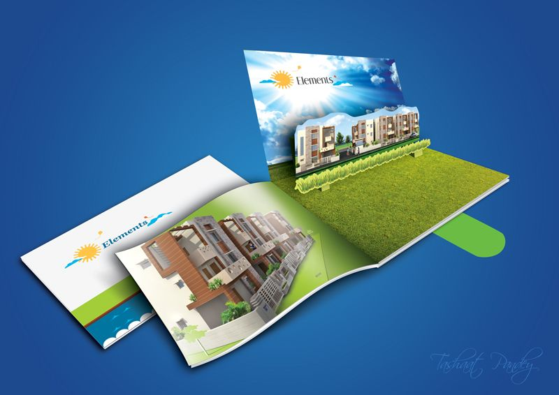 Element brochure by ~tashaat Element Brochure Template - Here is - sample real estate brochure