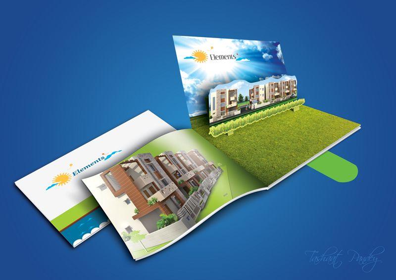 Element Brochure By Tashaat Element Brochure Template  Here Is