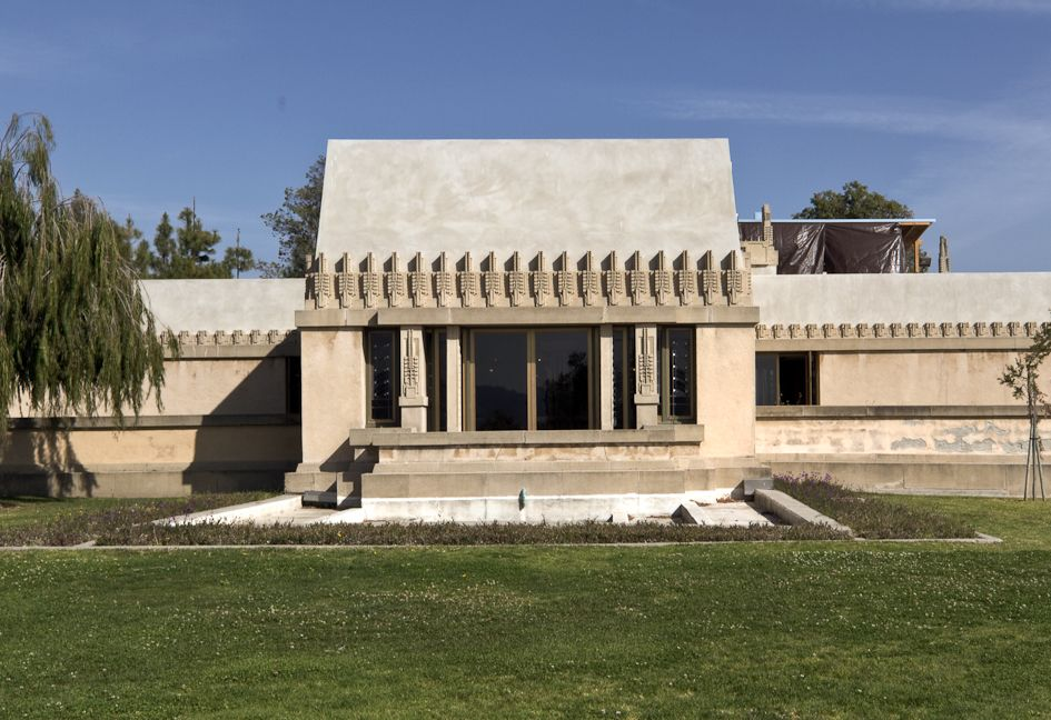 Frank Lloyd Wright House Los Angeles: Ennis House Frank Lloyd Wright - Google-Suche