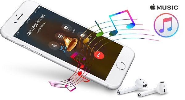 How to Set Apple Music Songs As iPhong Ringtone M4VGear