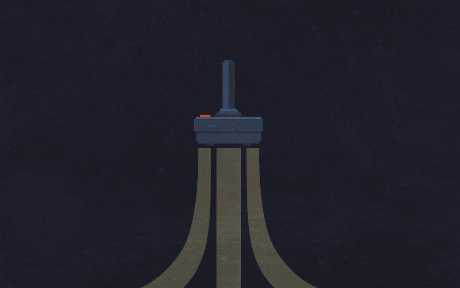 Atari Wallpaper By Pacalin Deviantart Atari Retro Wallpaper Wallpaper Video Game Art Retro