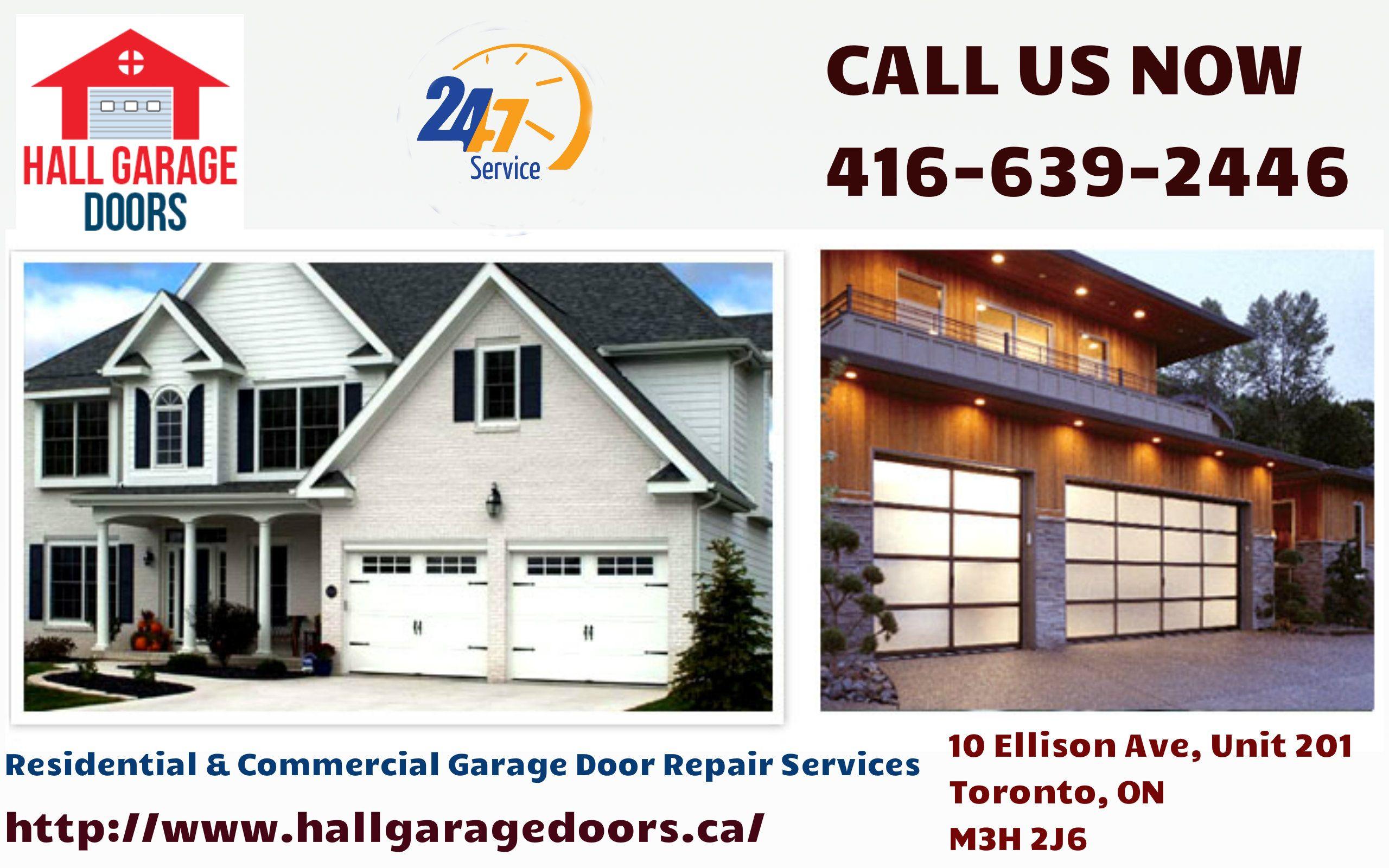 Looking For The Emergency Garage Door Repair And Installation