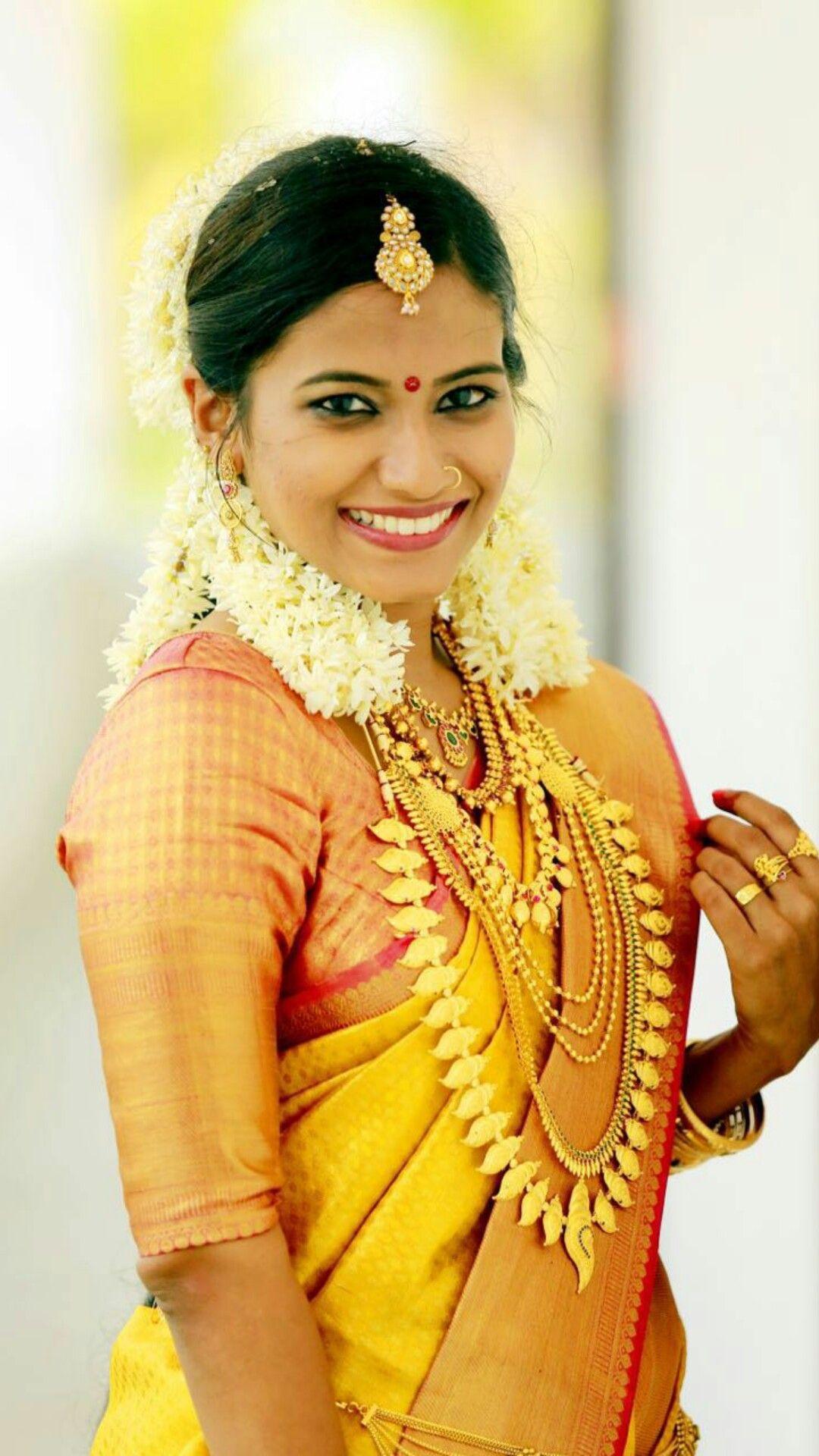 The beautiful bride | classy indian jewel | Pinterest | Saree ...