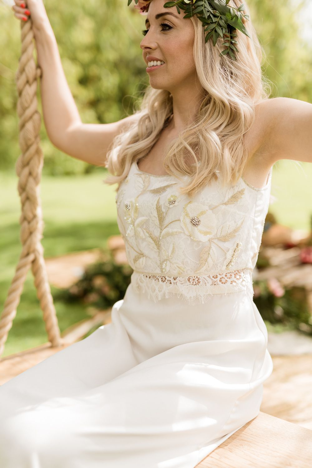 Tropical boho countryside wedding ideas wedding dresses fashion
