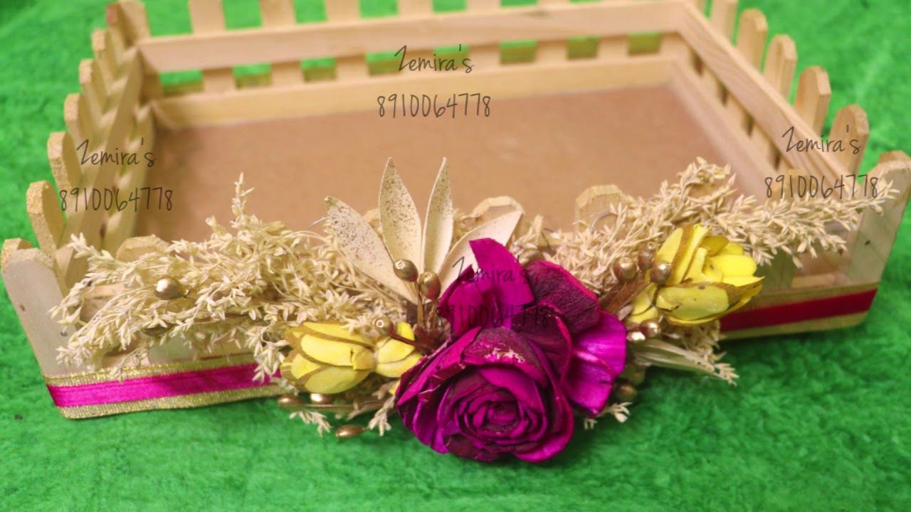 Diwali Gift Hamper Sale by Zemira's Decorative Trays
