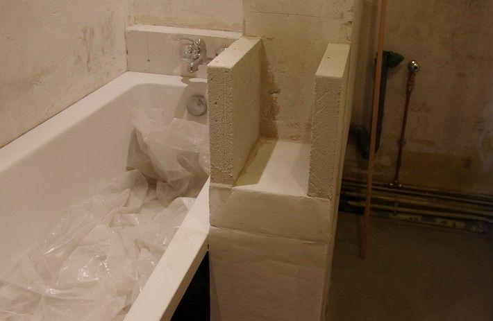 comment r aliser une cloison en b ton cellulaire b ton cellulaire cloisons et beton. Black Bedroom Furniture Sets. Home Design Ideas