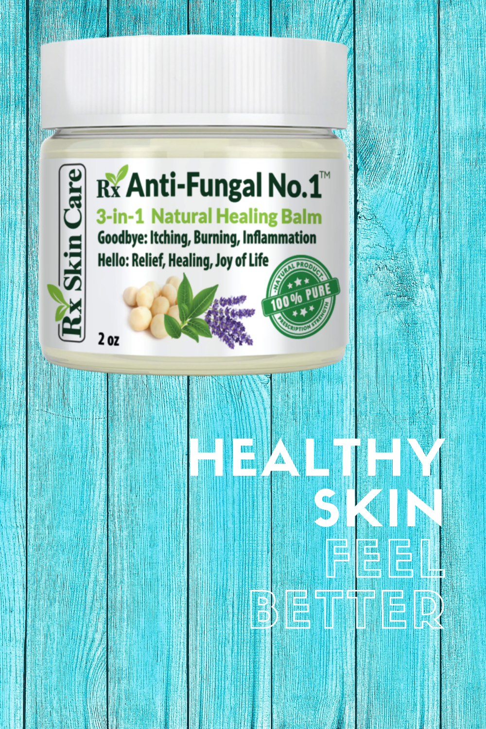 Natural Antifungal Cream For The Whole Body Get Rid Of Skin Fungus In Less Than Week In 2020 Natural Antifungal Antifungal Antifungal Cream