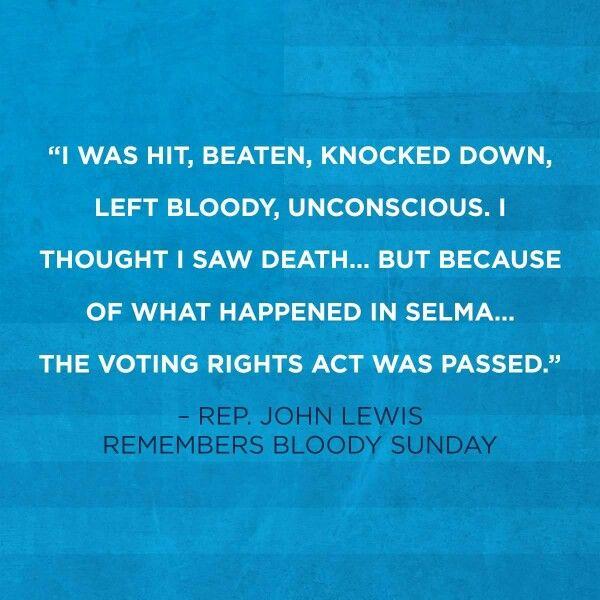 #Selma50 #UniteBlue