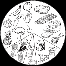 my plate coloring page google