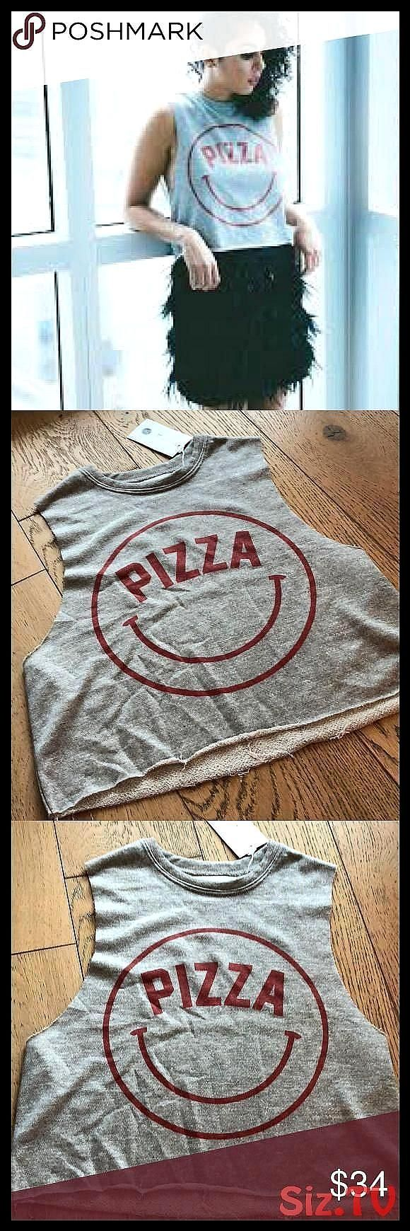 The Laundry Room Pizza T-shirt worn by BeyoncBy The Laundry Room featuring pizza...