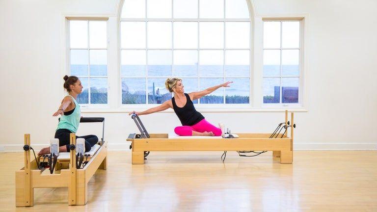 Intermediate pilates videos pilates reformer pilates